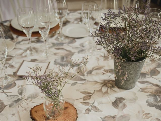 La boda de Josu y Silvia en Torremocha Del Jarama, Madrid 141