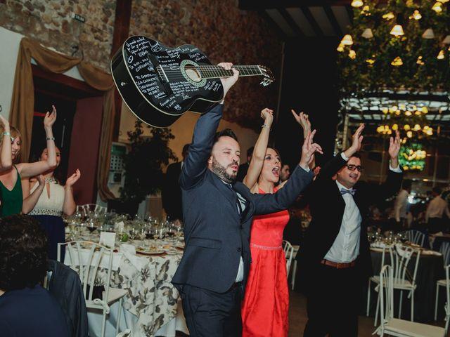 La boda de Josu y Silvia en Torremocha Del Jarama, Madrid 144