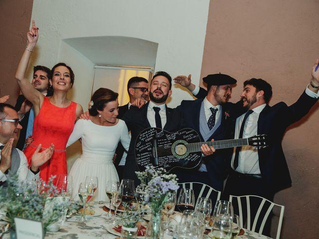 La boda de Josu y Silvia en Torremocha Del Jarama, Madrid 145