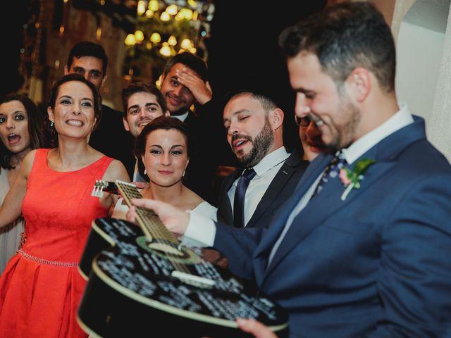 La boda de Josu y Silvia en Torremocha Del Jarama, Madrid 146