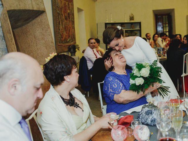 La boda de Josu y Silvia en Torremocha Del Jarama, Madrid 148