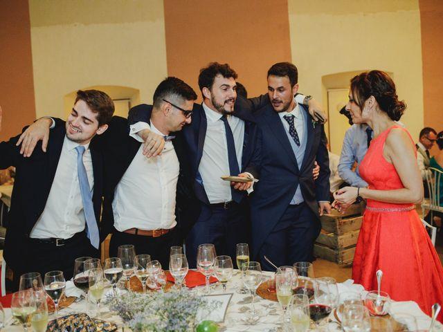 La boda de Josu y Silvia en Torremocha Del Jarama, Madrid 151