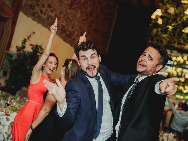 La boda de Josu y Silvia en Torremocha Del Jarama, Madrid 152