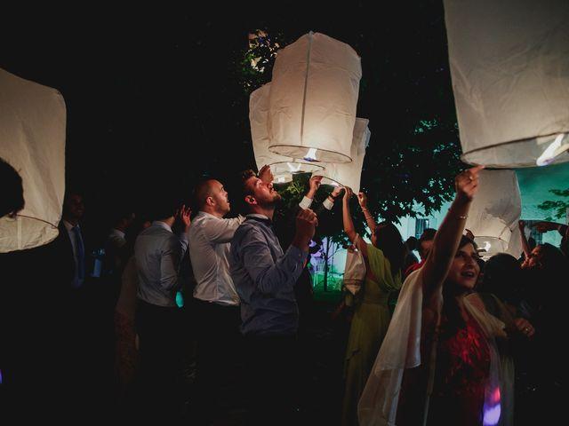 La boda de Josu y Silvia en Torremocha Del Jarama, Madrid 156