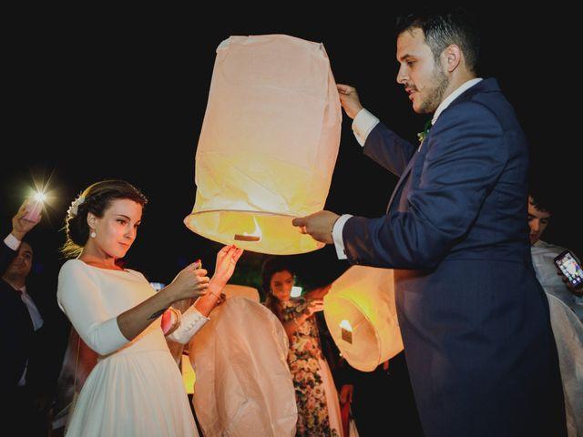 La boda de Josu y Silvia en Torremocha Del Jarama, Madrid 160