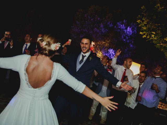 La boda de Josu y Silvia en Torremocha Del Jarama, Madrid 161