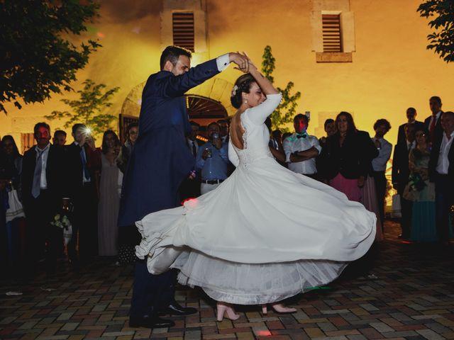 La boda de Josu y Silvia en Torremocha Del Jarama, Madrid 162