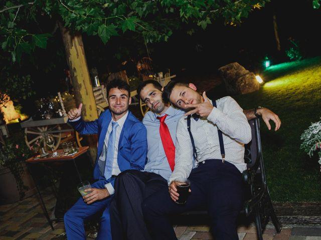 La boda de Josu y Silvia en Torremocha Del Jarama, Madrid 163