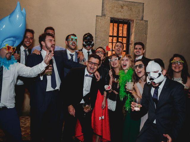 La boda de Josu y Silvia en Torremocha Del Jarama, Madrid 165