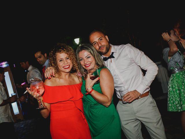La boda de Josu y Silvia en Torremocha Del Jarama, Madrid 166