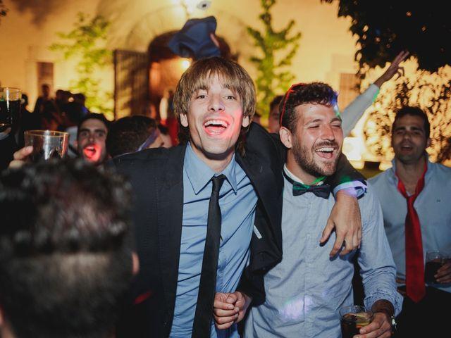 La boda de Josu y Silvia en Torremocha Del Jarama, Madrid 171