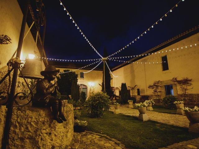 La boda de Josu y Silvia en Torremocha Del Jarama, Madrid 176