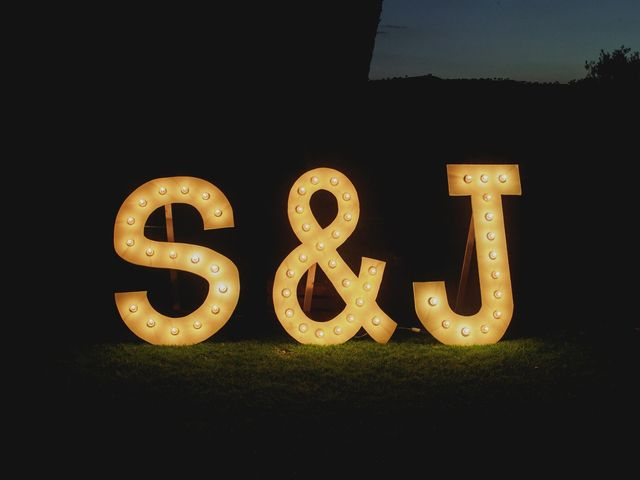 La boda de Josu y Silvia en Torremocha Del Jarama, Madrid 177