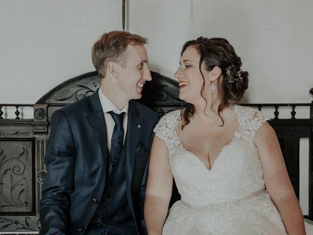 La boda de Cintia y Simone