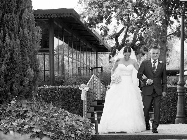 La boda de Miguel y Anabel en Vila-seca, Tarragona 14