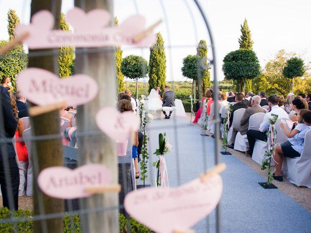 La boda de Miguel y Anabel en Vila-seca, Tarragona 15