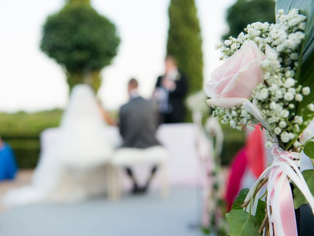 La boda de Miguel y Anabel en Vila-seca, Tarragona 16