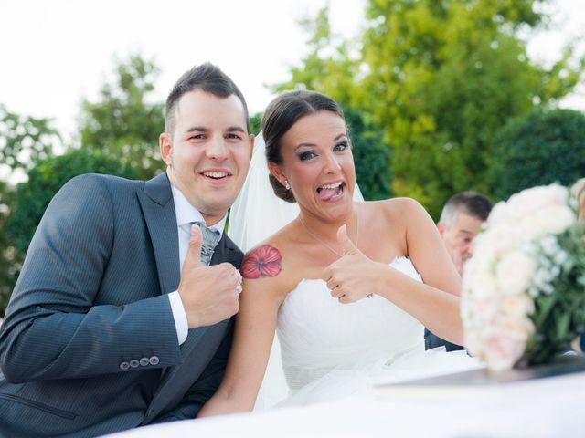 La boda de Miguel y Anabel en Vila-seca, Tarragona 18