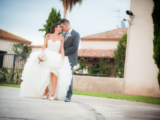 La boda de Miguel y Anabel en Vila-seca, Tarragona 27