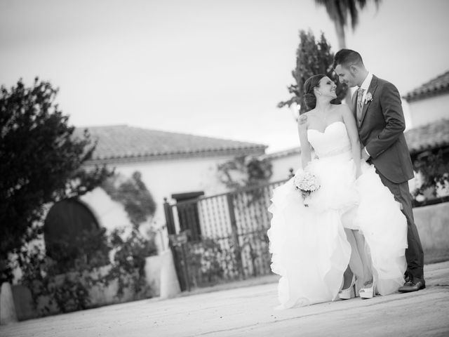 La boda de Miguel y Anabel en Vila-seca, Tarragona 28