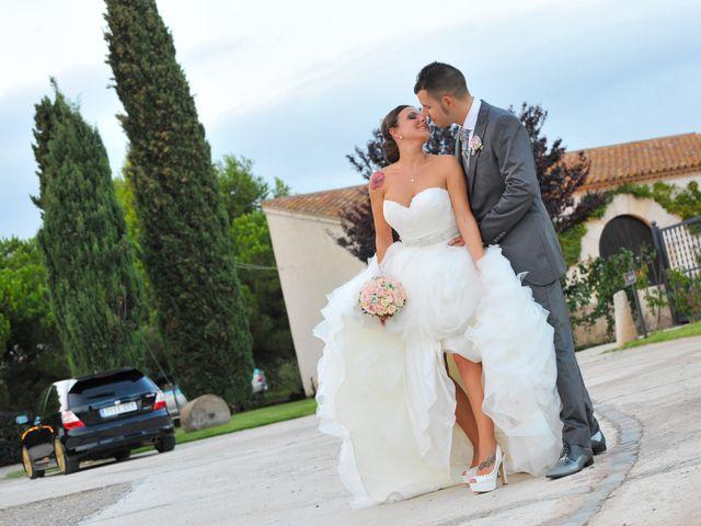 La boda de Miguel y Anabel en Vila-seca, Tarragona 33