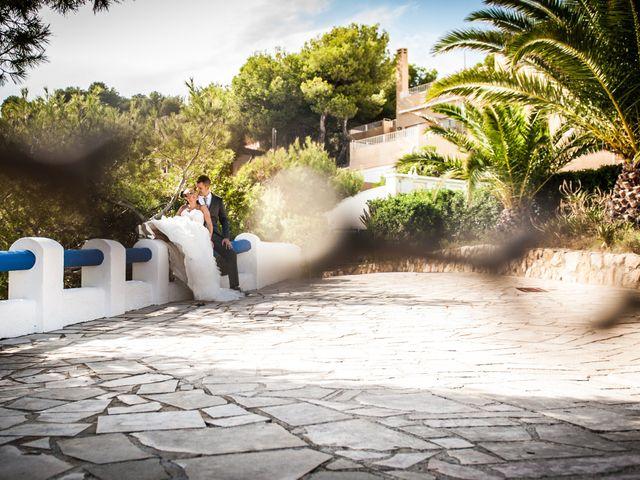 La boda de Miguel y Anabel en Vila-seca, Tarragona 48