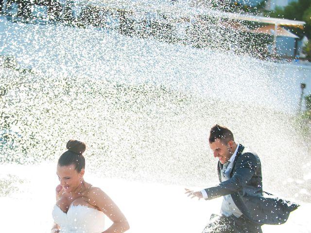 La boda de Miguel y Anabel en Vila-seca, Tarragona 56