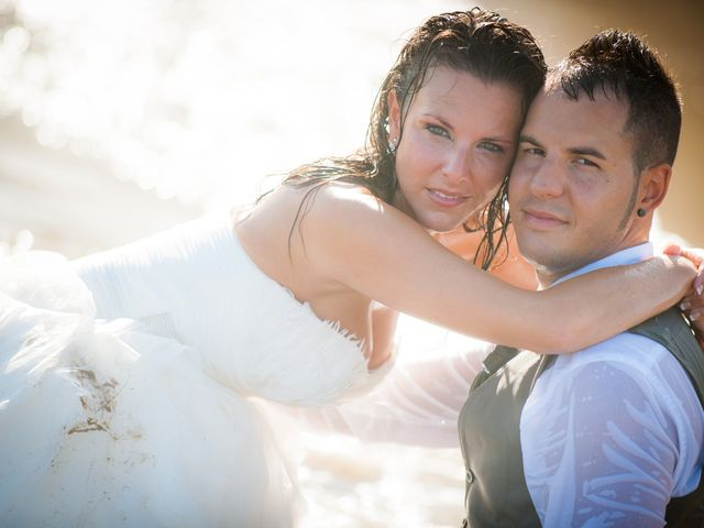 La boda de Miguel y Anabel en Vila-seca, Tarragona 59