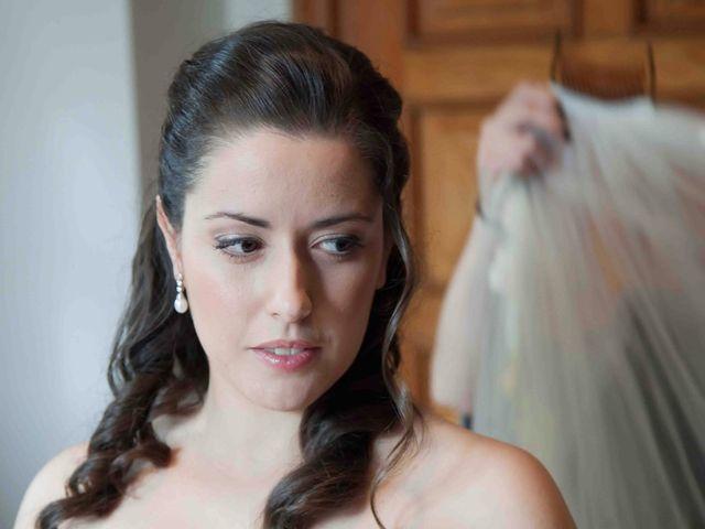 La boda de Alejandro y Raquel en Torrelodones, Madrid 7