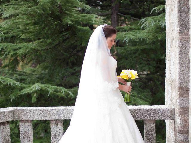 La boda de Alejandro y Raquel en Torrelodones, Madrid 9