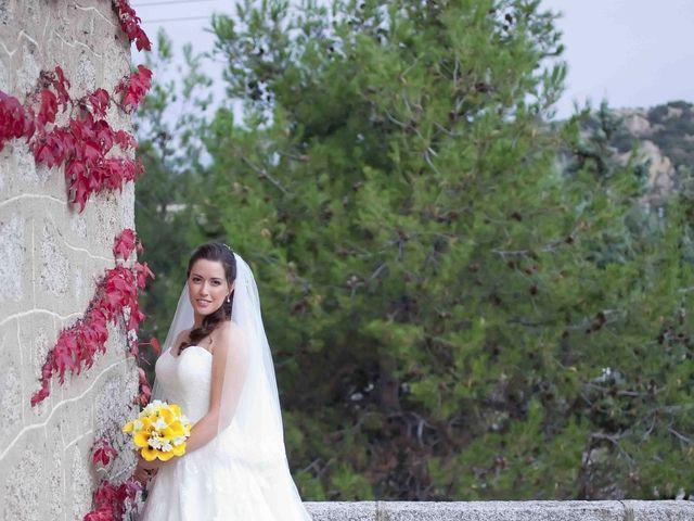 La boda de Alejandro y Raquel en Torrelodones, Madrid 10