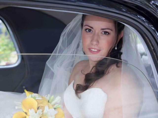 La boda de Alejandro y Raquel en Torrelodones, Madrid 13