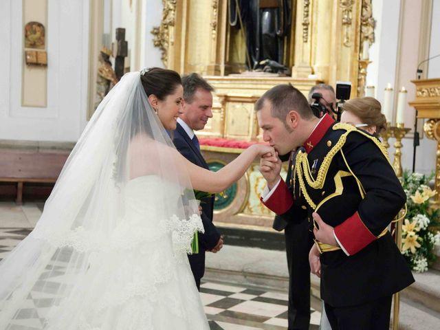 La boda de Alejandro y Raquel en Torrelodones, Madrid 24