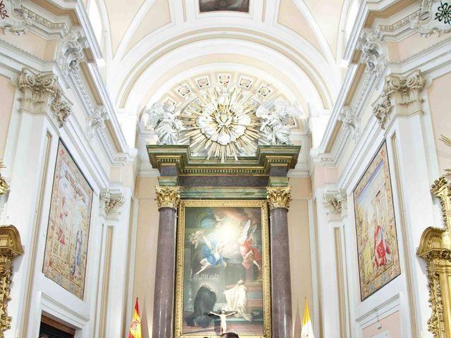 La boda de Alejandro y Raquel en Torrelodones, Madrid 28