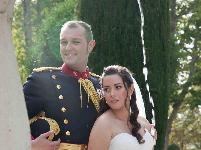 La boda de Alejandro y Raquel en Torrelodones, Madrid 36