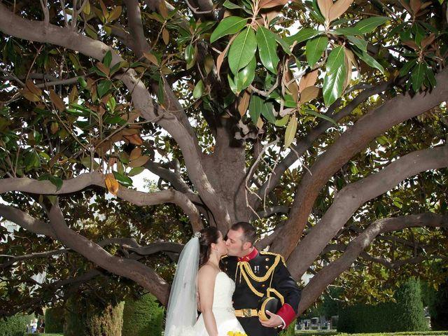 La boda de Alejandro y Raquel en Torrelodones, Madrid 37