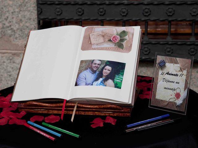 La boda de Alejandro y Raquel en Torrelodones, Madrid 39