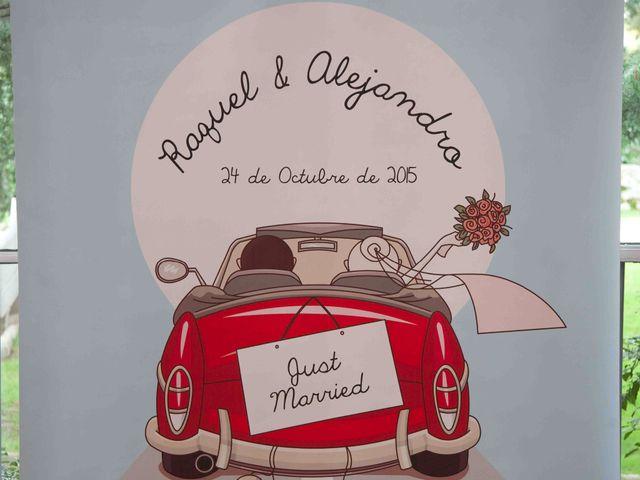 La boda de Alejandro y Raquel en Torrelodones, Madrid 40