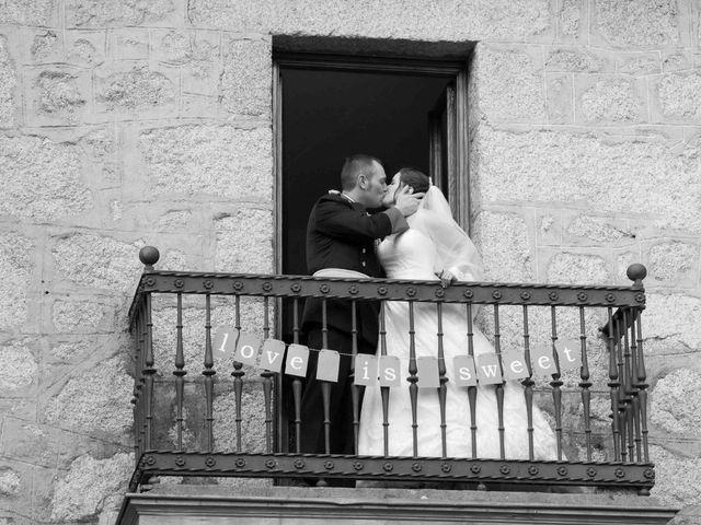 La boda de Alejandro y Raquel en Torrelodones, Madrid 44