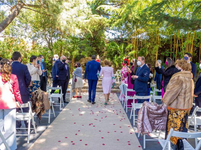 La boda de Alberto y Beatriz en Guadarrama, Madrid 4