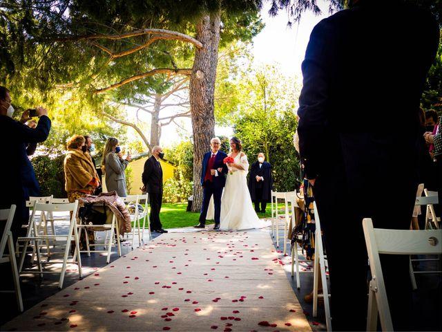 La boda de Alberto y Beatriz en Guadarrama, Madrid 5