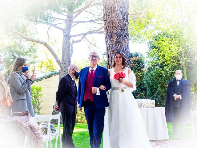 La boda de Alberto y Beatriz en Guadarrama, Madrid 6