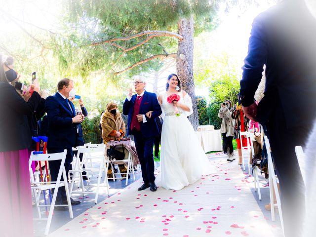 La boda de Alberto y Beatriz en Guadarrama, Madrid 7