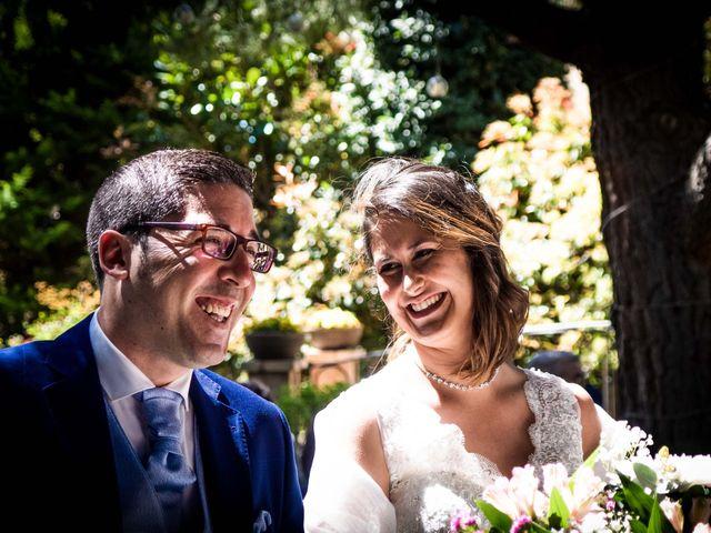 La boda de Alberto y Beatriz en Guadarrama, Madrid 12