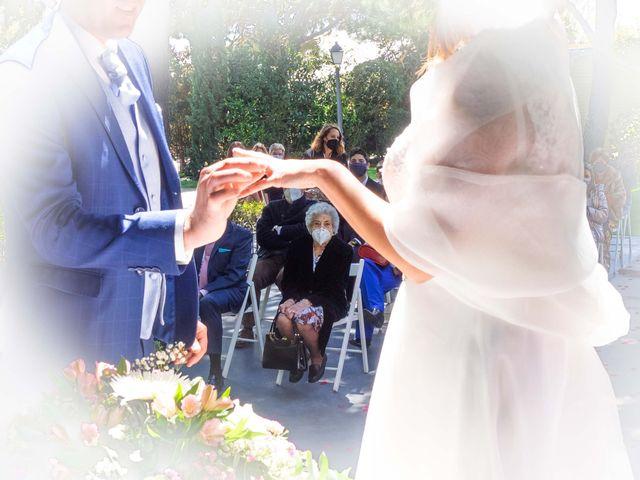 La boda de Alberto y Beatriz en Guadarrama, Madrid 14