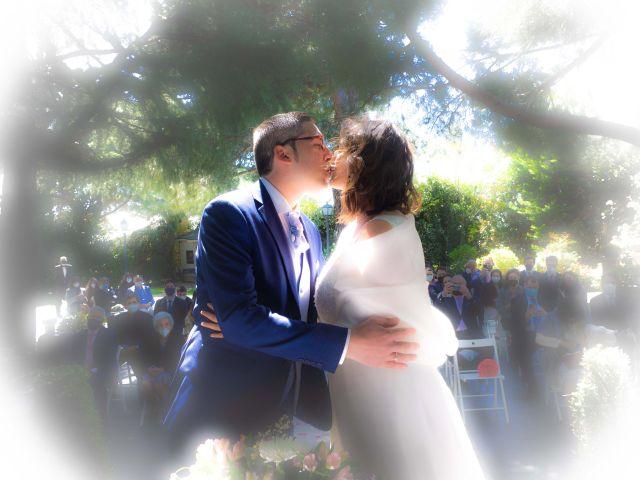 La boda de Alberto y Beatriz en Guadarrama, Madrid 15