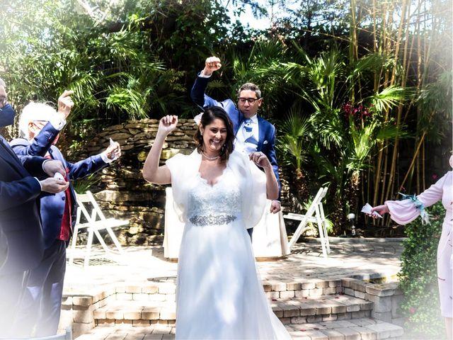 La boda de Alberto y Beatriz en Guadarrama, Madrid 17