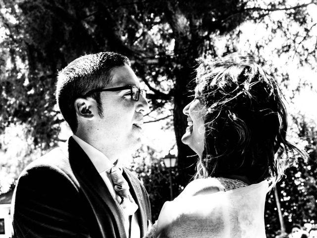 La boda de Alberto y Beatriz en Guadarrama, Madrid 19