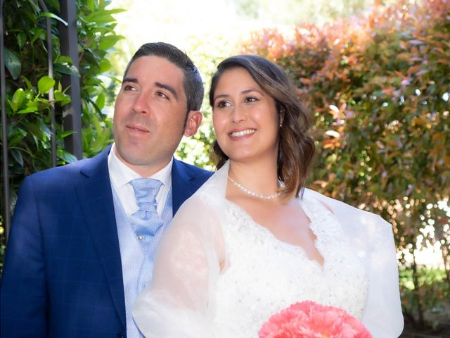 La boda de Alberto y Beatriz en Guadarrama, Madrid 20