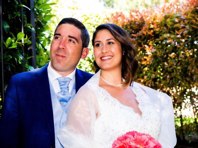 La boda de Alberto y Beatriz en Guadarrama, Madrid 21